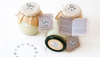 MeGhee - kozje kuhano maslo