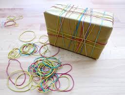 darilo iz elastik