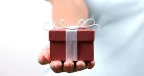 Bonton izročanja in prejemanja daril